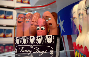 Bande-annonce et affiche du film d'animation pour adultes Sausage Party