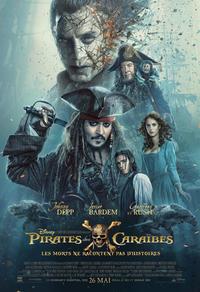Pirates des Caraïbes: Les morts ne racontent pas d'histoires