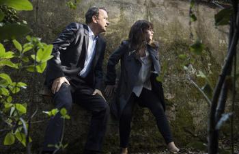 Box-office nord-américain : Inferno doit se contenter du second rang