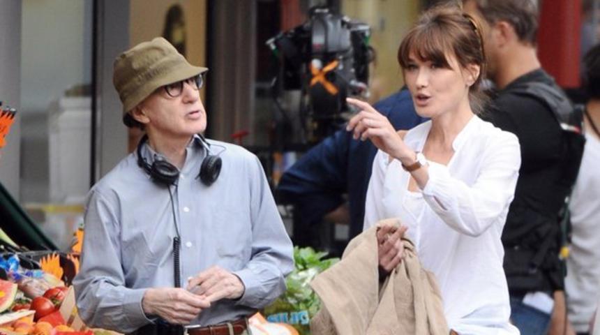 Cannes 2011 : Woody Allen en ouverture