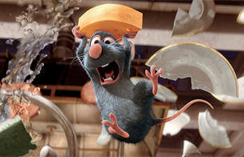 Pixar travaille sur une version 3D des films Ratatouille et The Incredibles