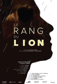 Le rang du lion