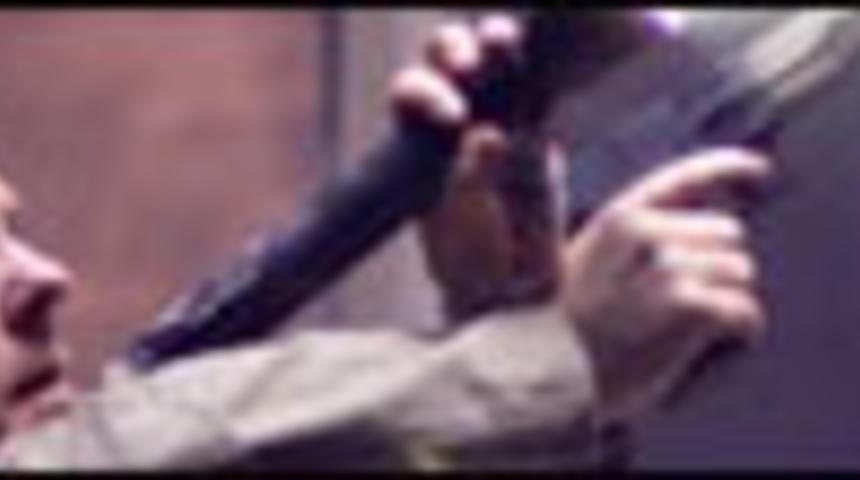 Affiche du film d'horreur Miroirs