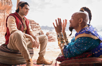 Apprenez-en plus sur le tournage ambitieux d'Aladdin