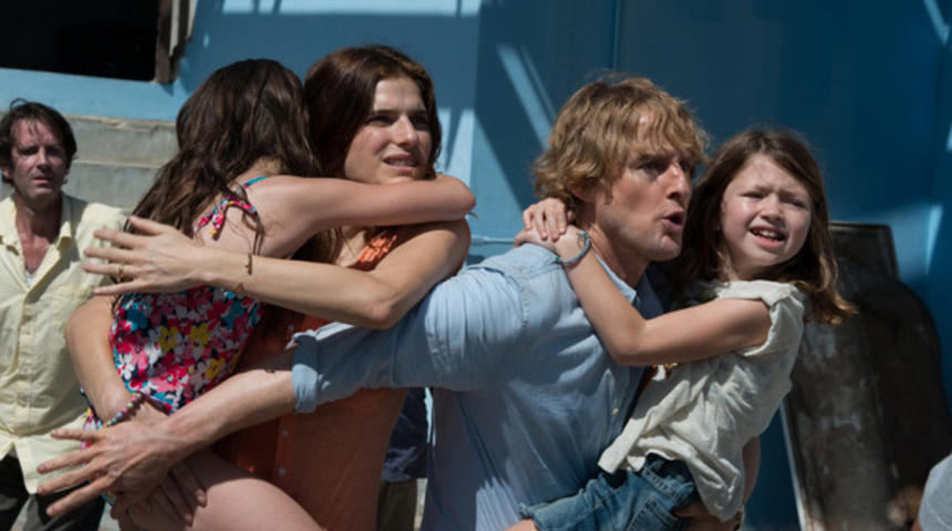 Sorties DVD : No escape