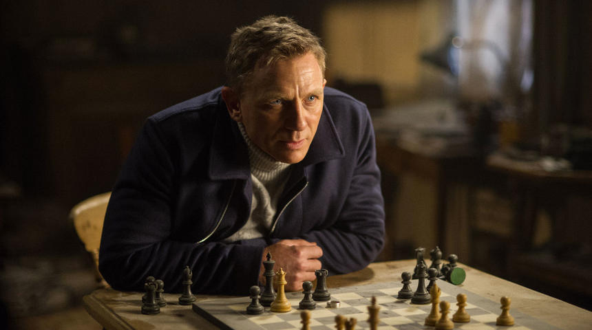 Bande-annonce officielle de Spectre avec Daniel Craig