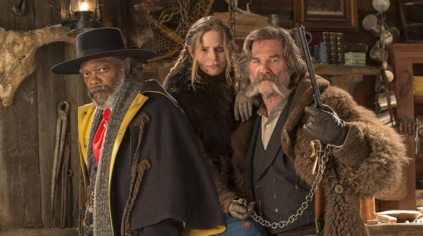 Sorties DVD : The Hateful Eight