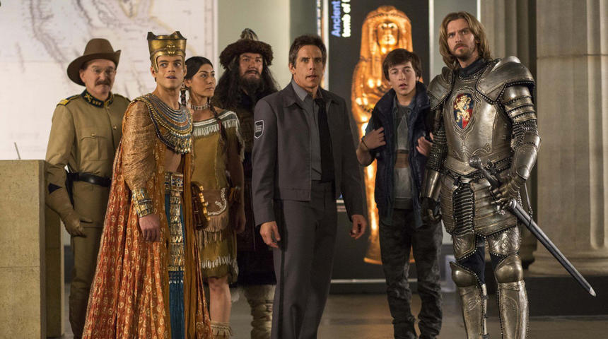 Sorties DVD : Night at the Museum: Secret of the Tomb