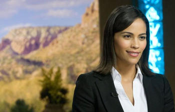 Paula Patton sera l'alliée de Tom Cruise dans Mission: Impossible