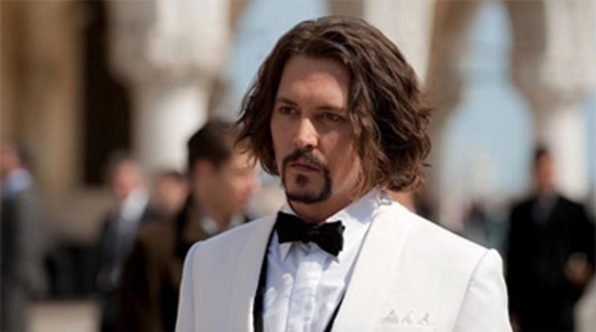 Johnny Depp dans The Grand Budapest Hotel