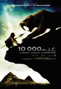 10 000 av. J.-C.