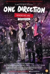One Di­rec­tion: Where We Are - The Concert Film