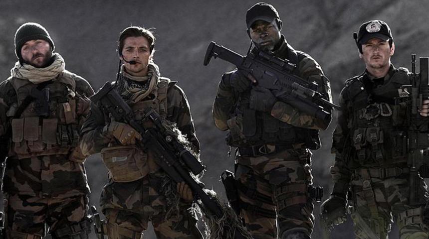 Stéphane Rybojad parle de Forces spéciales