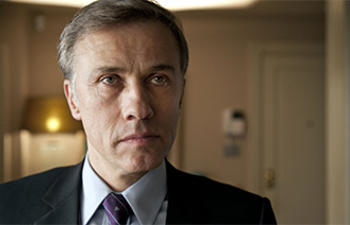 Christoph Waltz dans The Candy Store