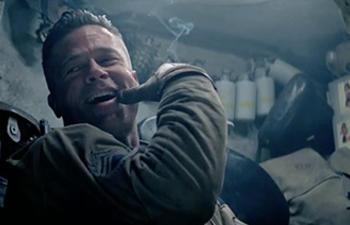 Bande-annonce de Fury avec Brad Pitt et Shia LaBeouf
