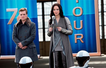 Box-office nord-américain : The Hunger Games: Catching Fire toujours en tête