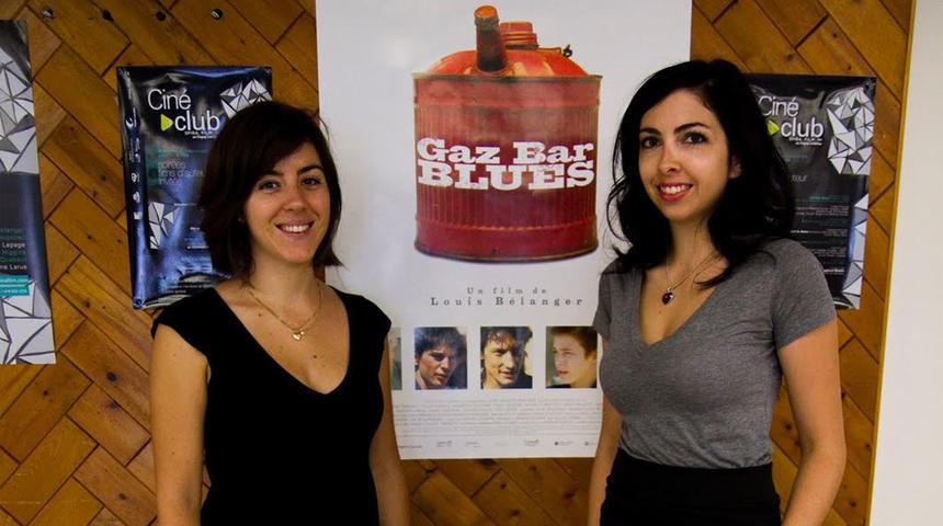 Lancement d'un ciné-club à Québec