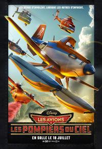 Les avions : Les pompiers du ciel
