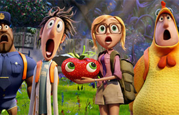 Nouveautés : Cloudy with a Chance of Meatballs 2