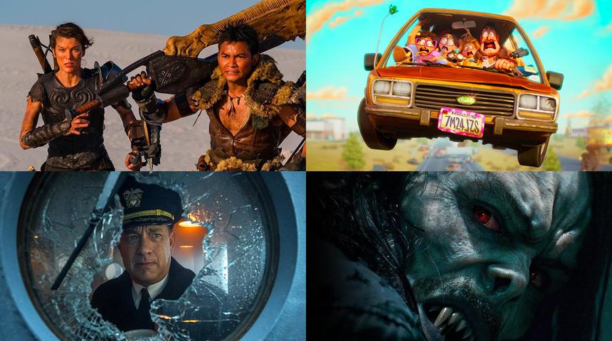 Sony Pictures dévoile ses prochains films jusqu'en 2022