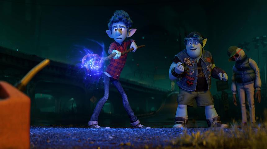 Box-office nord-américain : Un peu moins qu'espéré pour Onward de Pixar