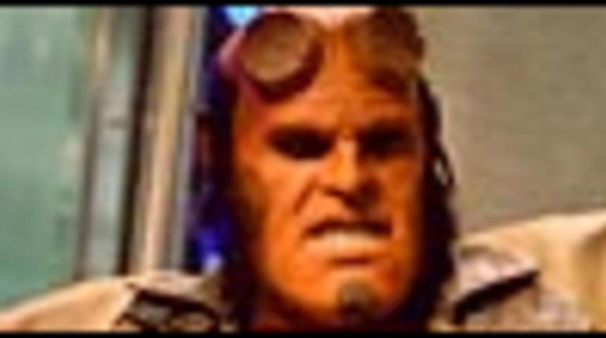 Le tournage de Hellboy 2 a débuté