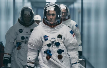 Sorties à la maison : First Man