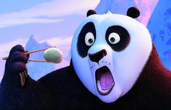 Sorties DVD : Kung Fu Panda 3