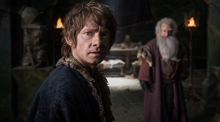Box-office nord-américain : The Hobbit: The Battle of the Five Armies indétrônable