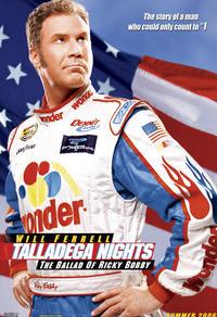 Les nuits de Talladega : La ballade de Ricky Bobby
