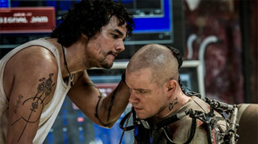 Box-office nord-américain : Elysium en premier avec 30,4 millions $