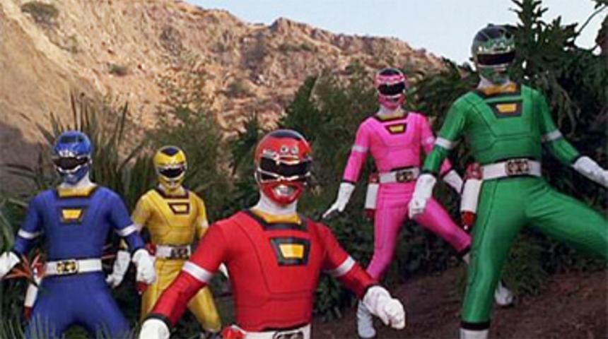 Une date de sortie pour Power Rangers