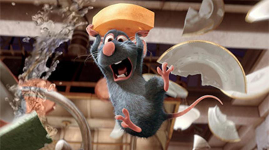 Pixar travaille sur une version 3D des films Ratatouille et The Incredibles