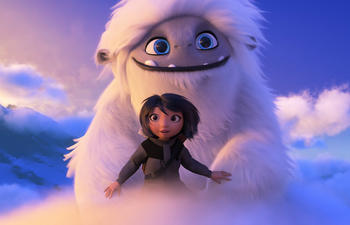 Box-office nord-américain : Abominable s'empare du week-end