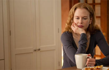 Nicole Kidman dans The Silent Wife