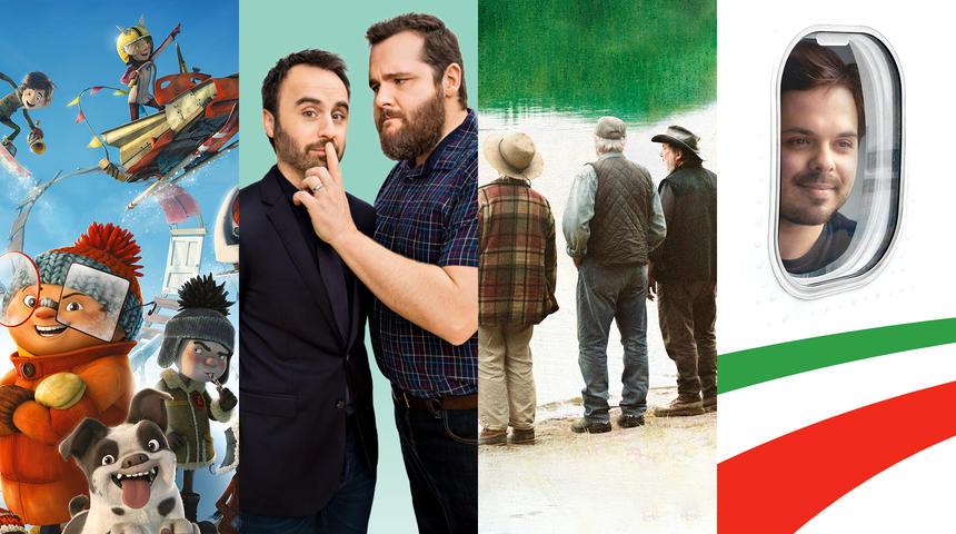 Top des films québécois à regarder à la maison