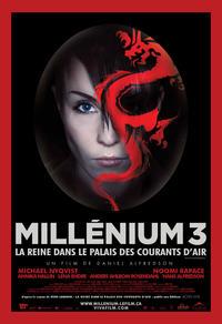 Millénium 3 : La reine dans le palais des courants d'air