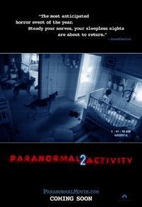 Activité paranormale 2