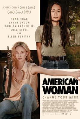 Femme américaine