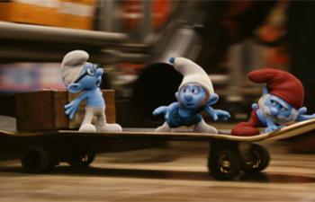 Déjà une date de sortie pour Smurfs 2