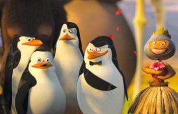 Les pingouins de Madagascar auront leur propre long métrage