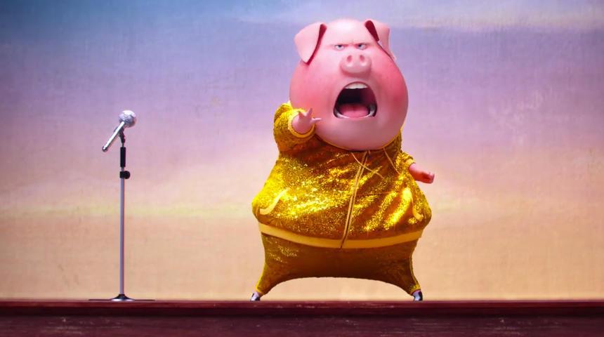 Une première bande-annonce amusante pour le film d'animation Sing