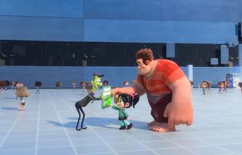 Box-office nord-américain : Ralph et le Grincheux au sommet