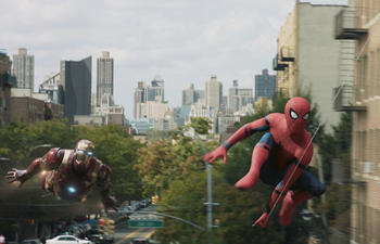 Box-office nord-américain : 117 millions $ pour Spider-Man: Homecoming