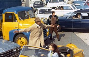 Rétrospective de Jacques Tati au Cinéma du Parc