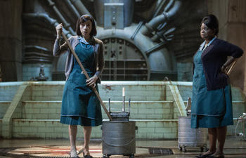 The Shape of Water domine les nominations des Golden Globes 2018