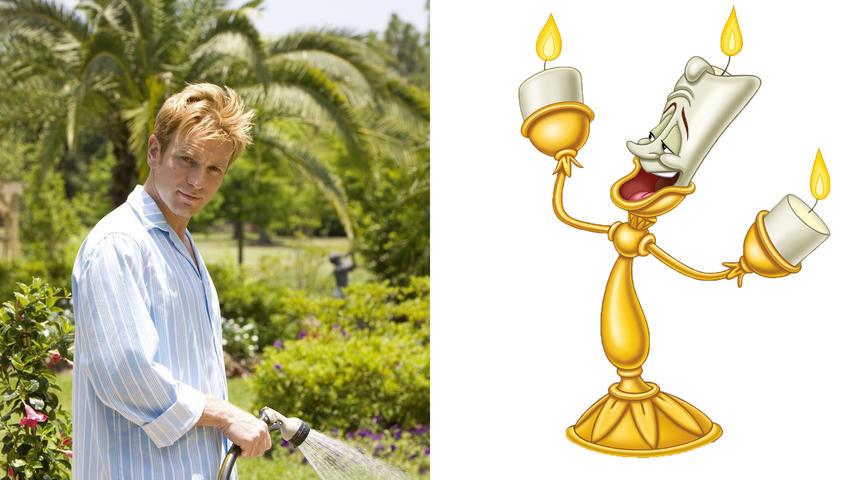 Ewan McGregor en négociations pour jouer Lumière dans La Belle et la Bête