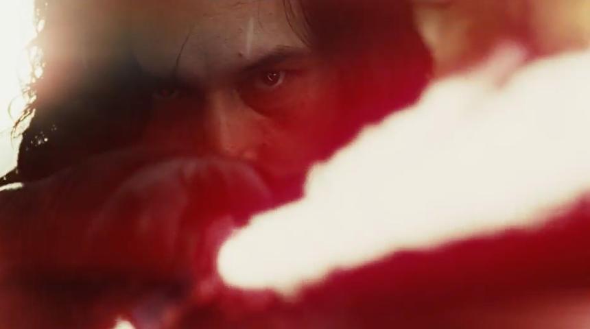 Enfin! Une bande-annonce officielle pour Star Wars: The Last Jedi