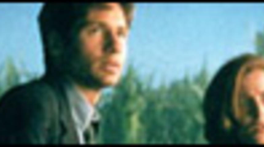Un deuxième film pour The X-Files