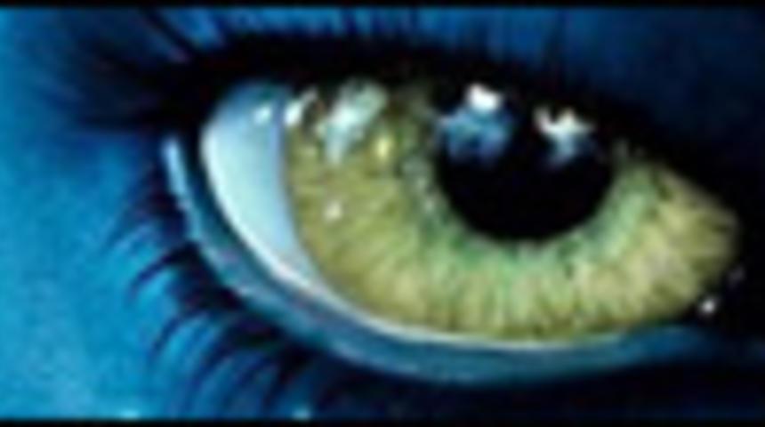 Première affiche d'Avatar